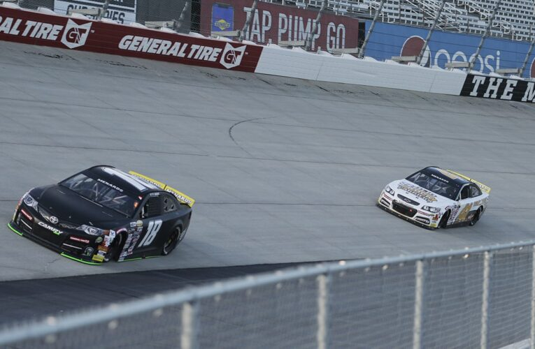 ARCA: Ty Gibbs is perfect in return to the Monster Mile