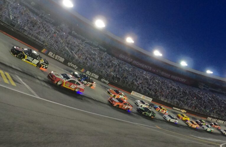 Bristol reaches capacity limit for Cup race