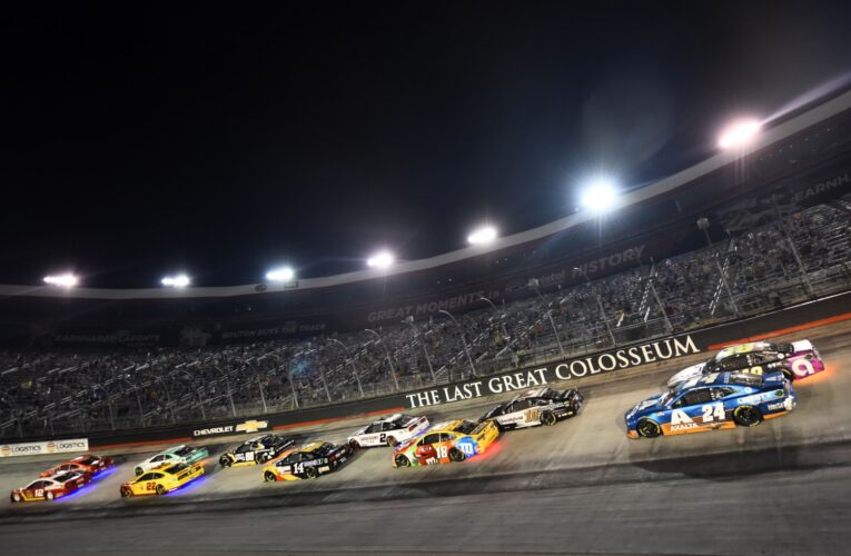 NASCAR's Bristol playoff race is sold out