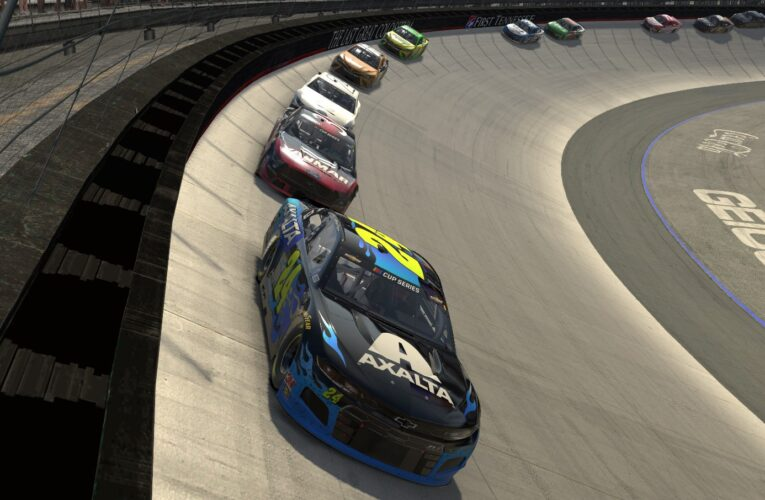 NASCAR retains sponsors for esports series because of FOX TV ratings