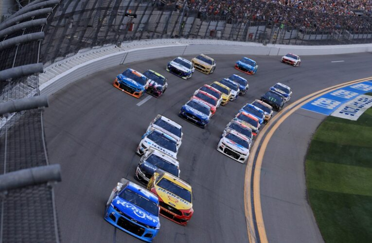 NASCAR tracks among the beneficiaries in pork-barrel funding bill