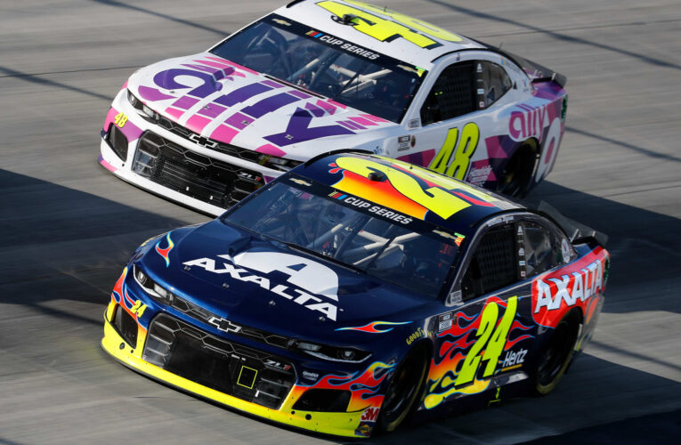 Hendrick Motorsports Fined for Too Much Wind Tunnel Time