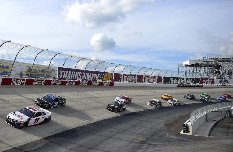 Dover Speedway submits request to have fans at May's NASCAR races