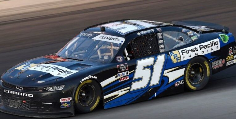 No. 51 Xfinity Series team owner penalized post-Kentucky