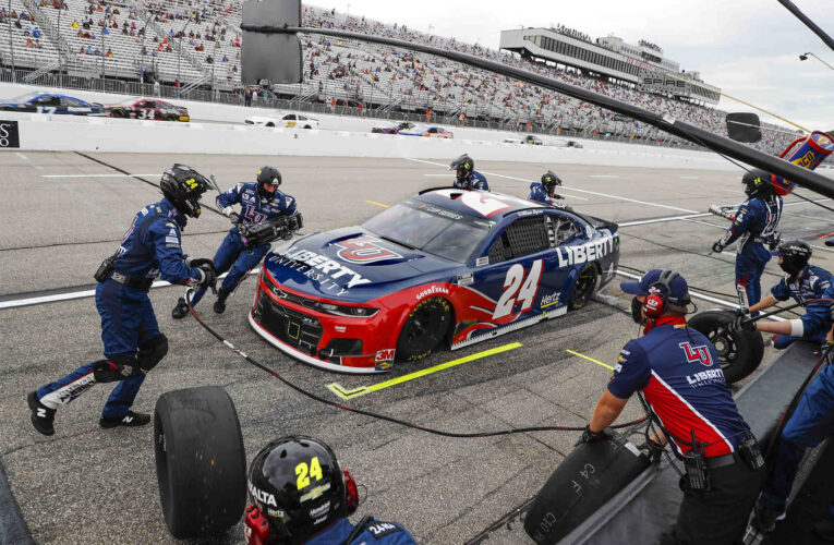 NASCAR: New Hampshire Preview