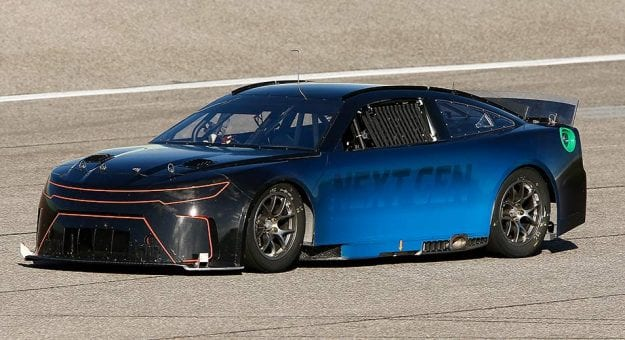 NASCAR and IMSA Next Gen car testing to resume