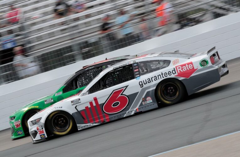 Roush Fenway adds sponsor for Newman