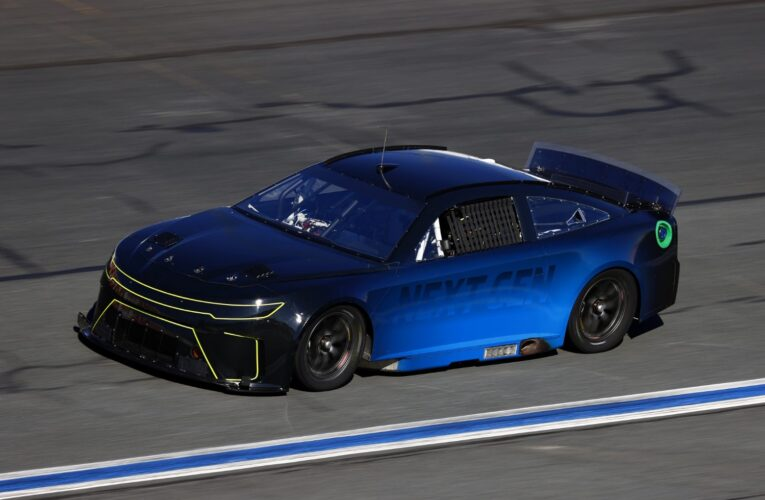 NASCAR Next Gen test wraps up with mixed results