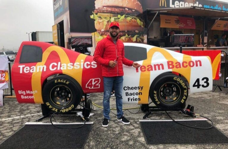 Rumor: McDonalds to return to Chip Ganassi Racing or Bubba Wallace in 2021