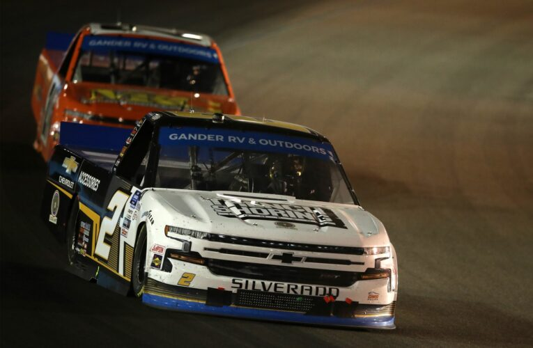 Sheldon Creed wins NASCAR Truck race and title in Phoenix