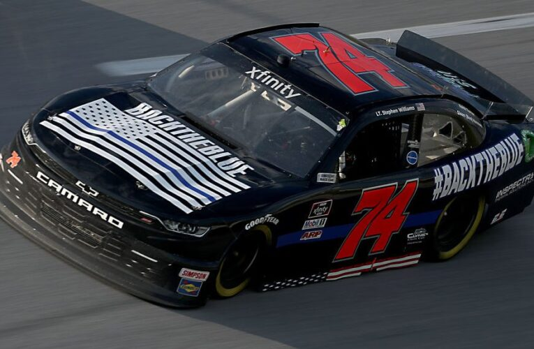 Xfinity Series crew chief suspended indefinitely