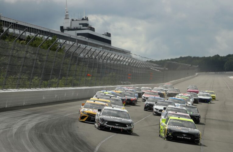 Free NASCAR Cup Series Race Included With NASCAR Xfinity Series Race Ticket at Pocono In 2021