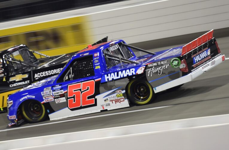 NASCAR suspends two Truck crew chiefs at Talladega