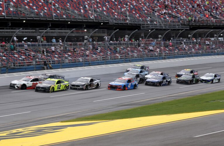 Talladega Superspeedway open to fans for Cup race