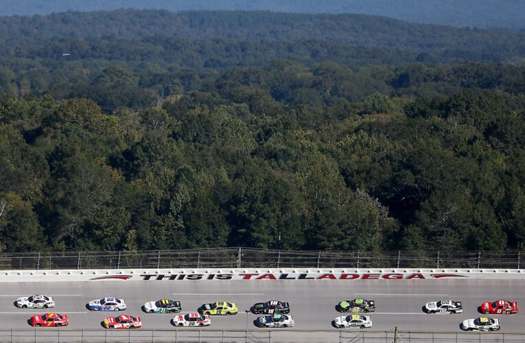 Limited Tickets Available for Talladega Tripleheader Weekend