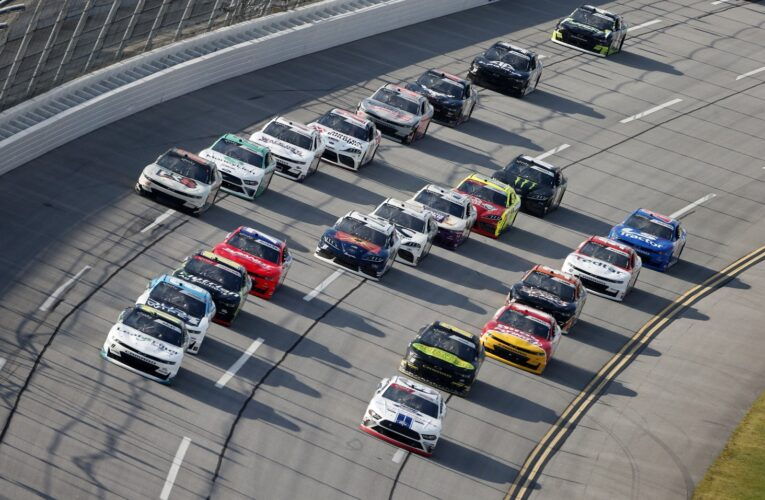 Ticket Capacity Reached for Talladega