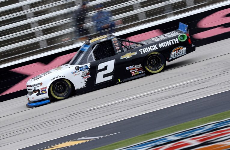 Sheldon Creed gets overtime Texas Truck victory