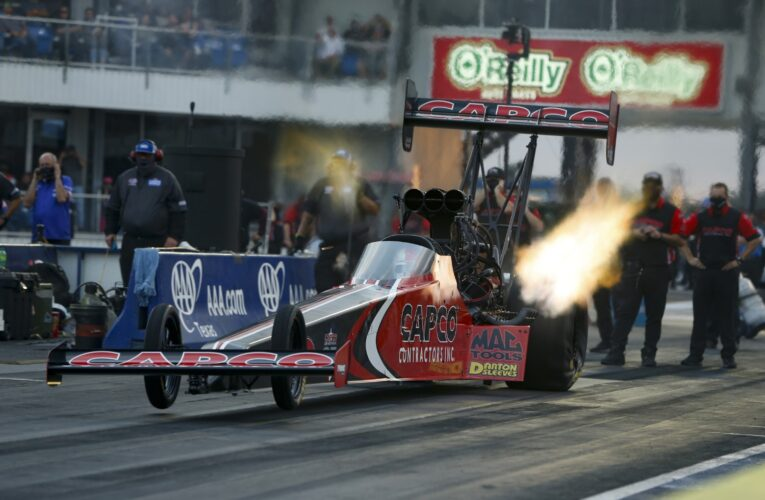 NHRA: Torrence, Hagan, Kramer, and Smith will lead FallNationals fields into battle