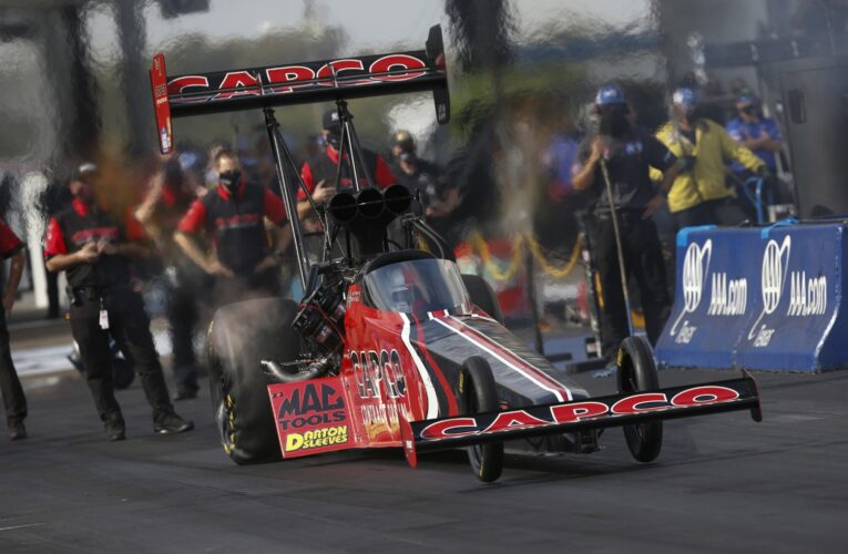 NHRA: Torrence, Beckman, Hartford, Savoie win in Fall Nationals