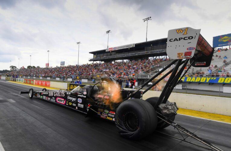 NHRA Gatornationals: Torrence, Capps, Laughlin win