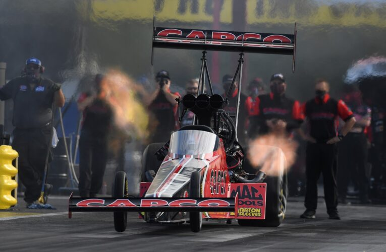 NHRA SpringNationals: Torrence , Beckman, Laughlin, and Smith qualify fast