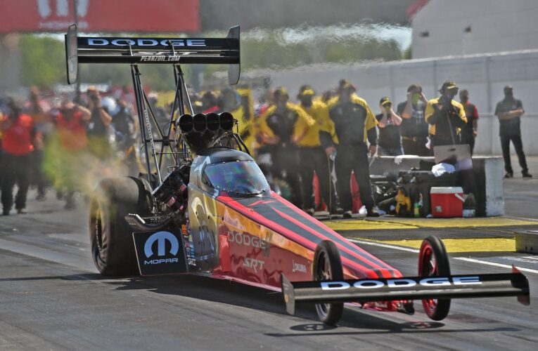 NHRA cuts prize money by 70%