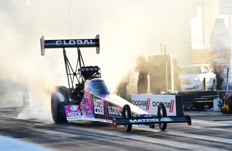 NHRA: Brown, Hagan, Enders, and Smith win in Vegas