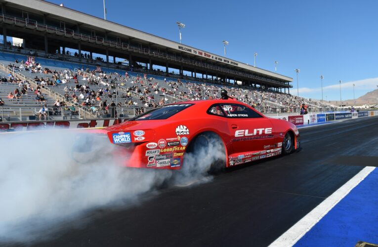 NHRA cancels season opener, looking for replacement