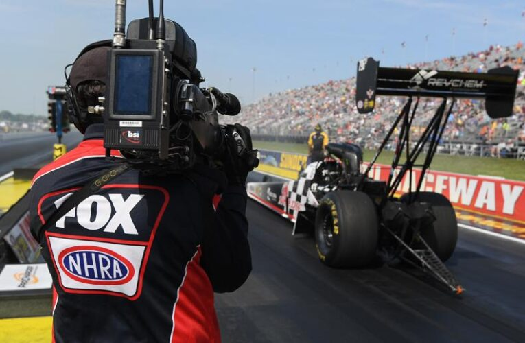 NHRA inks multi-year extension with FOX Sports