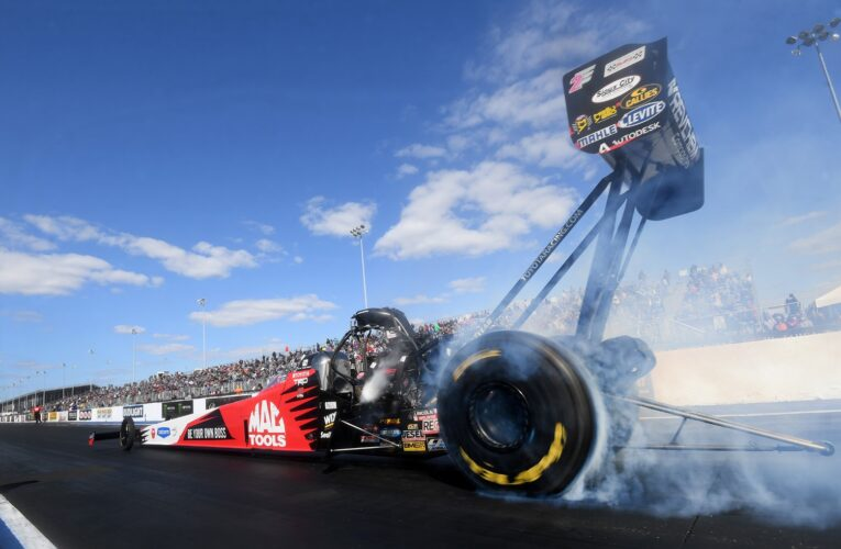 Kalitta Takes Toyota To victory in NHRA Midwest Nationals