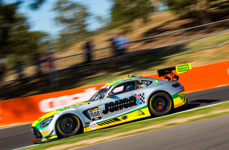 Triple Eight Lock Out Practice Results At Scorching Mt Panorama