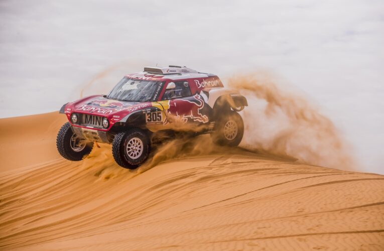 The official 2021 Dakar route is revealed