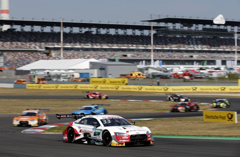 A novelty in the DTM: doubleheader at Lausitzring