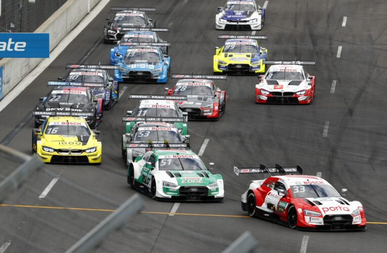 DTM to race in front of spectators at Assen