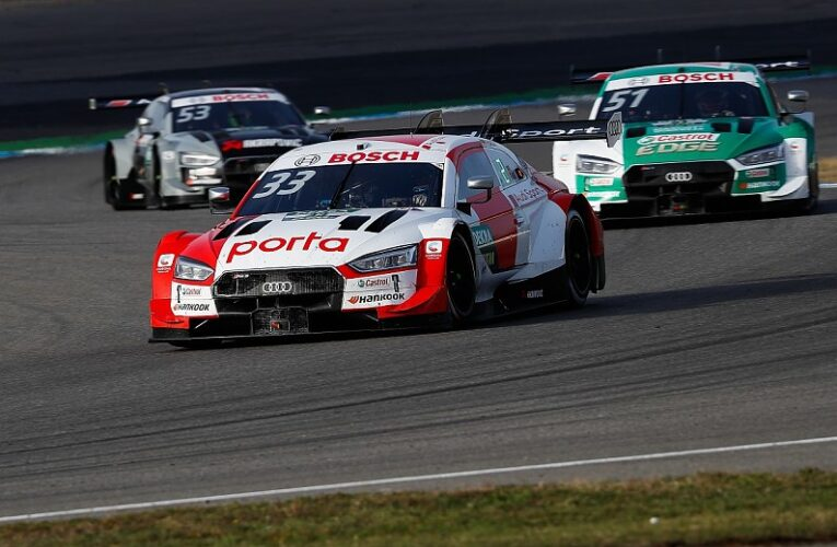DTM: Rast secures 2020 DTM title with decisive win in season finale