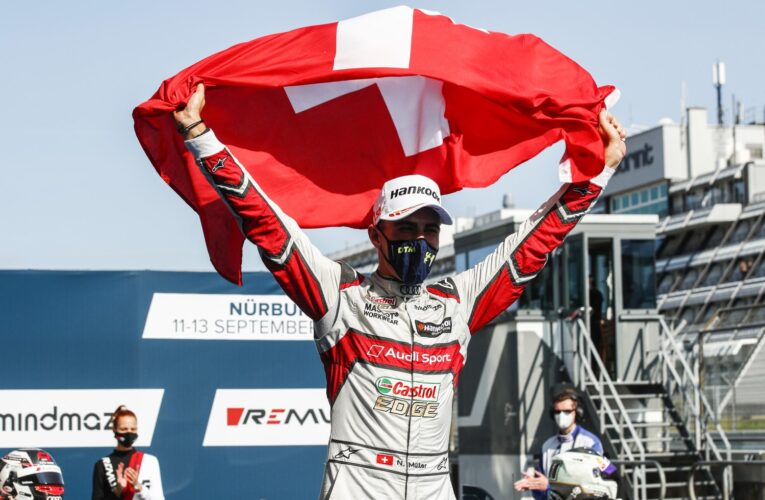 Nurburgring Race 2: Muller wins, extends point lead