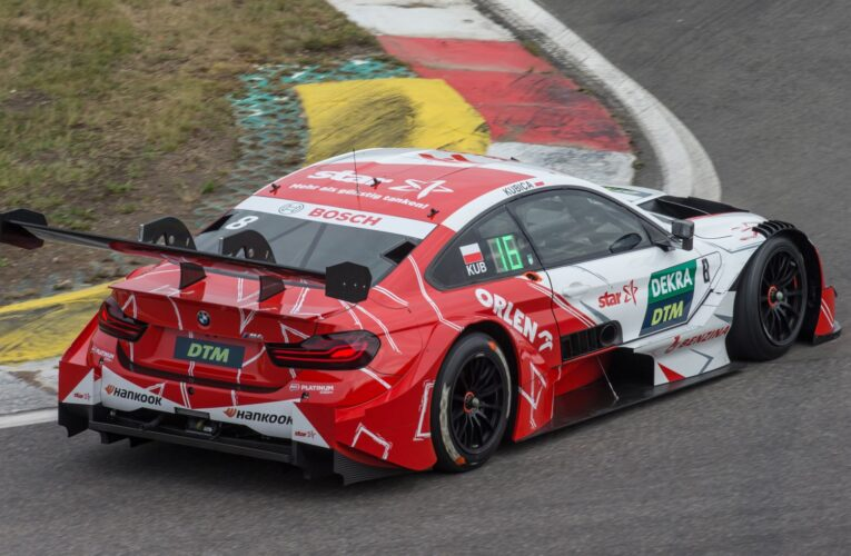 Opening day notes from DTM testing at the Nurburgring
