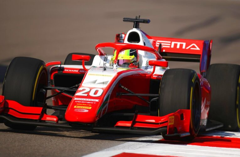 Schumacher storms to second win of 2020, extends points lead