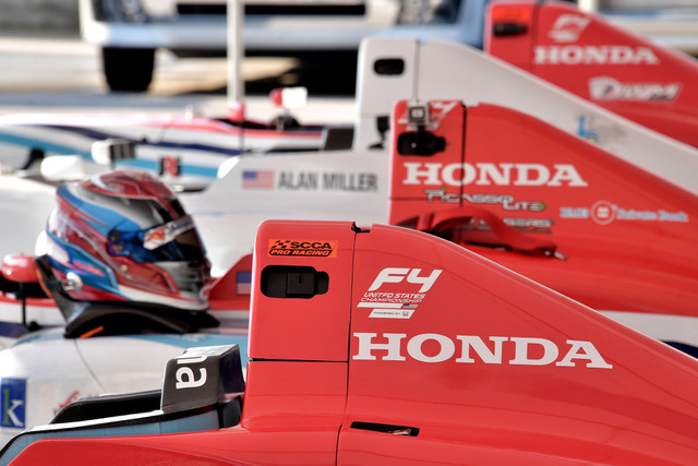 HPD Extends Engine Supplier Agreement for F4 and FR Americas Series