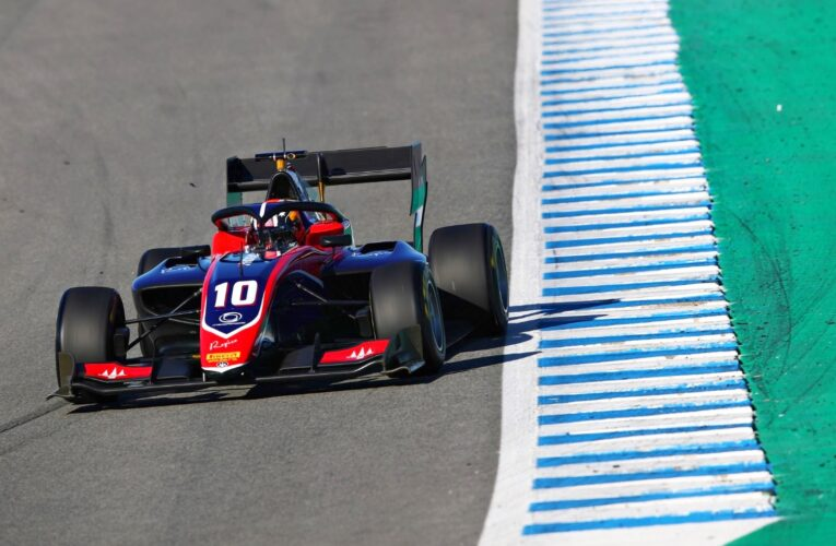 F3: Doohan tops Trident 1-2 in final post-season tests at Jerez