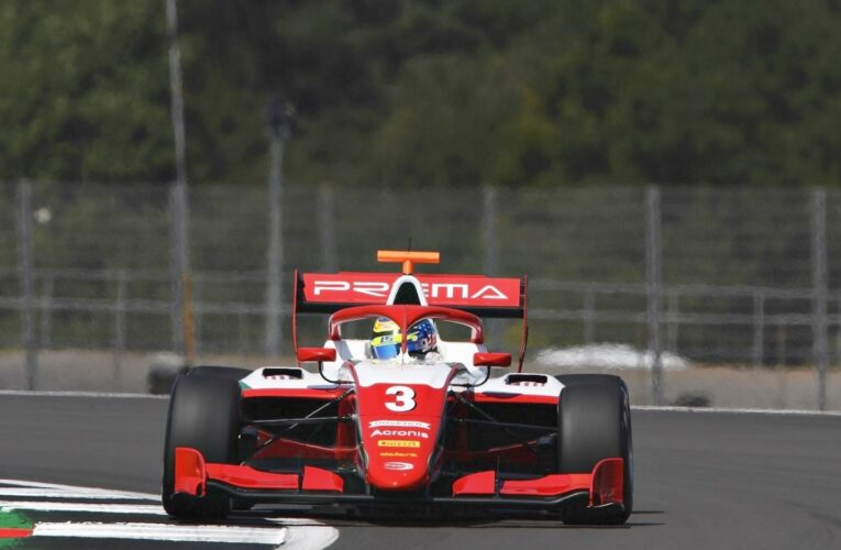 Sargeant steals Championship lead with first F3 win over Hughes