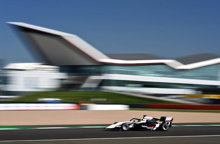 Pourchaire heads Piastri in warm Free Practice at Silverstone