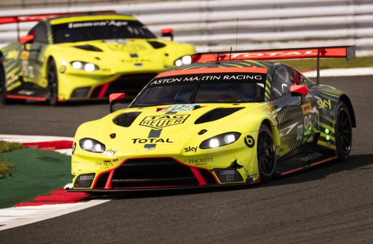 World Champions On The Cusp Of History Ahead Of Bahrain 8 Hours