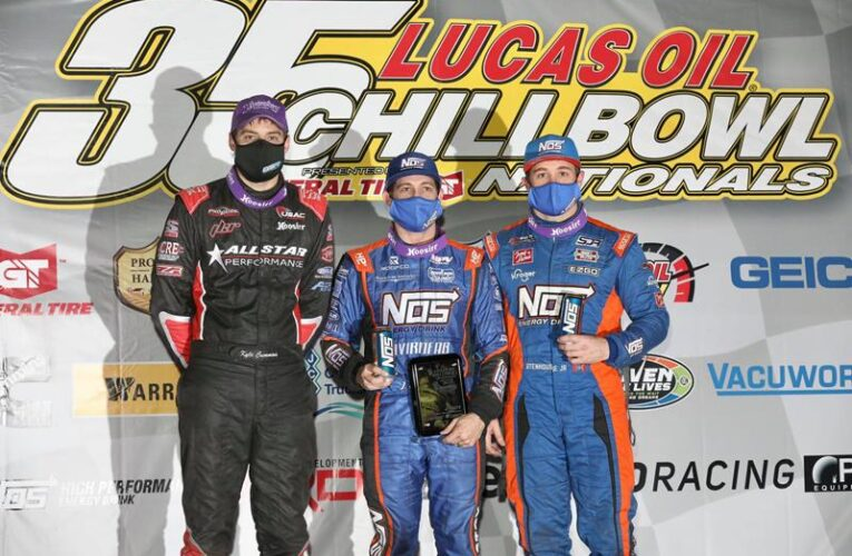 Chili Bowl: Justin Grant Delivers in Qualifying