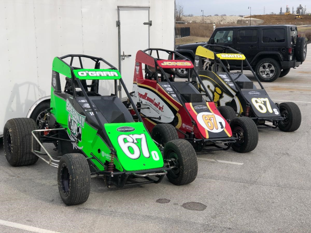SFH cars for Chili Bowl