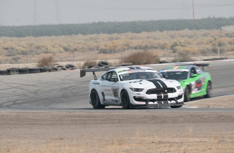 Makishima/Lau and Pete Bovenberg win big at Buttonwillow double header