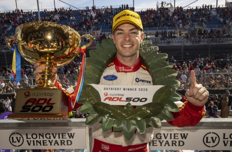 McLaughlin had 6 2020 IndyCar races planned