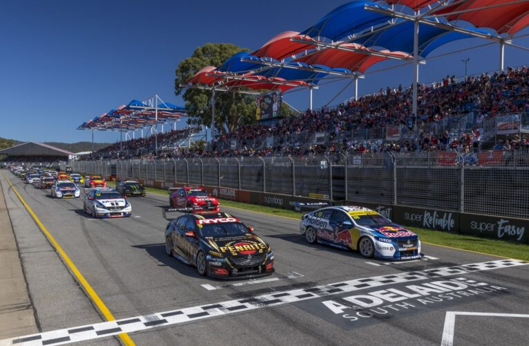 Statement from Supercars on Adelaide 500