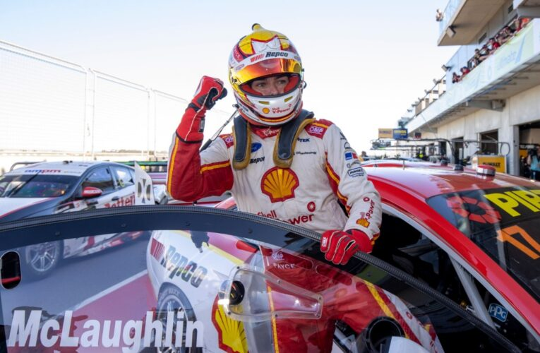 McLaughlin extends Championship lead with victory at The Bend