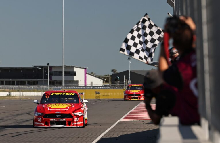 McLaughlin within reach of Championship after another win at The Bend